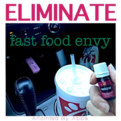Fast Food Envy…