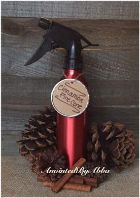 Room Spray~Cinnamon Pine Cone