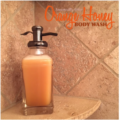 Heavenly Orange Honey Body Wash