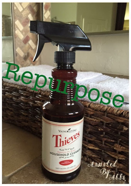 All Natural Clean Shower Spray Anointed By Abba
