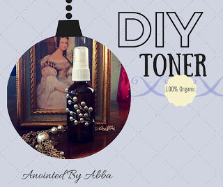 diy toner anointed by abba