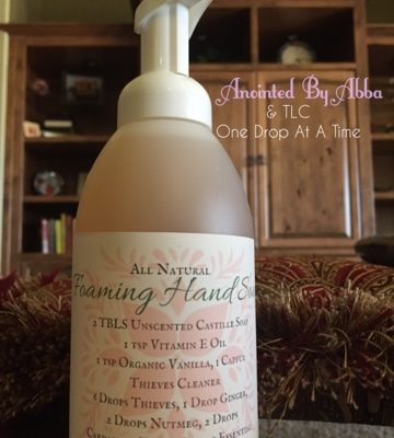 Family Sized Fall Scent Foaming Soap!