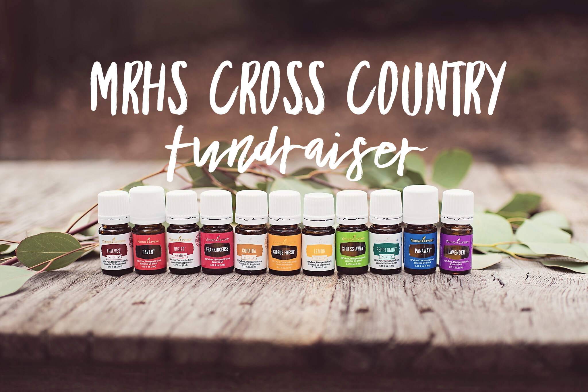 MRHSXC fundraiser